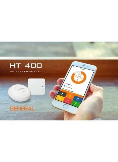 General Life HT100 RF Kablosuz Oda Termostatı Beyaz